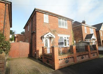Thumbnail 3 bedroom detached house for sale in Queens Road, Alexandra Park, Poole