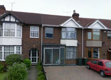 Thumbnail 3 bed terraced house to rent in Molesworth Avenue, Stoke, Coventry