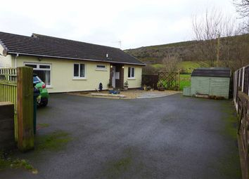 Thumbnail 3 bed bungalow for sale in Heol Marged, Llanrhystud, Ceredigion