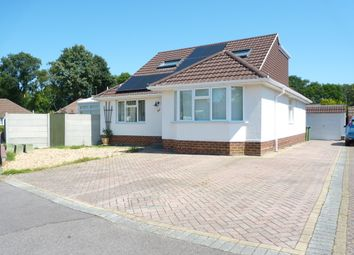 Thumbnail 5 bed detached bungalow for sale in Woodvale, Fareham