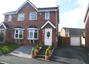 Thumbnail 2 bed semi-detached house for sale in Coningsby Drive, Winsford, Cheshire, England