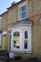 Thumbnail 2 bed terraced house to rent in Queens Road, Fletton, Peterborough