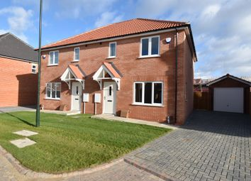 3 bed semi-detached house for sale in Plot 14 Alexander Park, Legbourne Road, Louth LN11