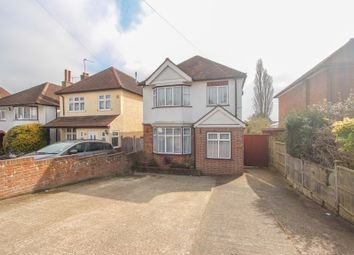 Thumbnail 4 bed detached house to rent in St. Albans Road, Watford