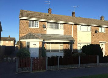 Thumbnail 3 bed semi-detached house to rent in Radburn Road, Rossington, Doncaster