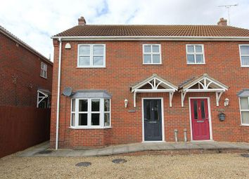 Thumbnail 3 bedroom property to rent in Lynn Road, Walton Highway, Wisbech