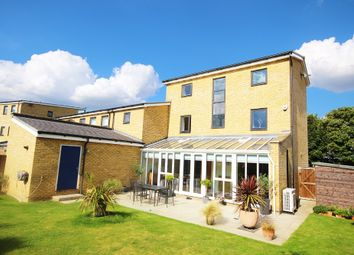 Thumbnail 5 bed town house for sale in Waterstone Way, Greenhithe, Kent