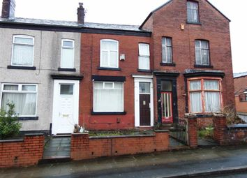 Thumbnail 2 bedroom terraced house for sale in Rawson Street, Farnworth, Bolton
