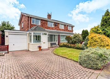 Thumbnail 3 bedroom semi-detached house to rent in Horsley Close, Choppington