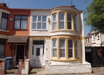 Thumbnail 3 bed end terrace house for sale in Florentine Road, Liverpool, Merseyside, Uk