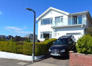 Thumbnail 4 bed detached house for sale in Higher Lane, Langland, Swansea