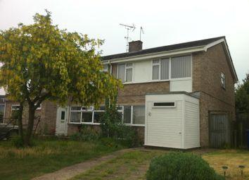 Thumbnail 4 bed semi-detached house to rent in Bury Park Drive, Bury St. Edmunds
