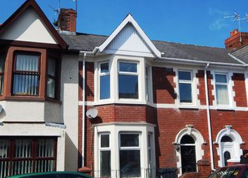 Thumbnail 4 bed terraced house to rent in Rosslyn Road, Newport