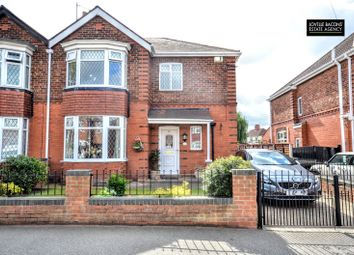Thumbnail 3 bed semi-detached house for sale in Littlefield Lane, Grimsby, N E Lincs