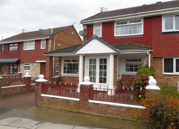 Thumbnail 3 bed semi-detached house for sale in Plane Close, Walton, Liverpool