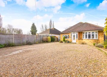Thumbnail 5 bed detached bungalow for sale in Chertsey Lane, Staines