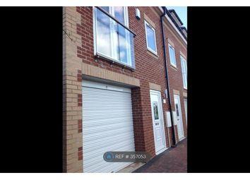 Thumbnail 4 bed end terrace house to rent in Ashfield Mews, Ashington