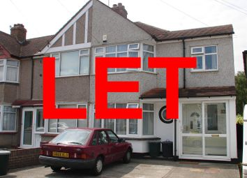 Thumbnail 4 bedroom semi-detached house to rent in Dorchester Avenue, Bexley