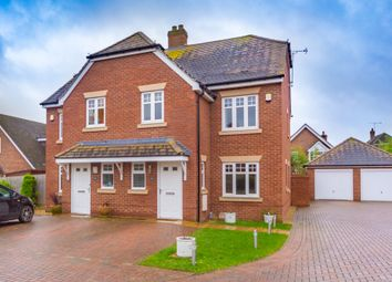 4 bed semi-detached house for sale in Selcourt Close, Woodley, Reading RG5