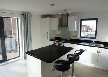 Thumbnail 2 bed flat to rent in Yr Hafan, Swansea