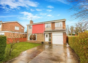 Thumbnail 4 bedroom detached house for sale in Abbey Meadows, Morpeth