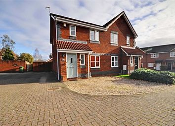 Thumbnail 3 bed semi-detached house for sale in Peabody Avenue, Worcester
