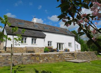 Thumbnail 5 bedroom detached house for sale in Iddesleigh, Winkleigh