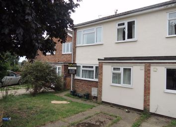 Thumbnail 4 bed end terrace house to rent in Berriman Close, Colchester