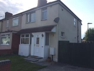 Thumbnail 3 bedroom end terrace house for sale in Bishops Road, Southampton