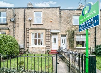Thumbnail 2 bed terraced house for sale in North View, Barmoor, Ryton