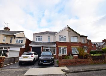Thumbnail 3 bed semi-detached house for sale in Denham Avenue, Fulwell, Sunderland