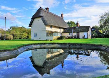 4 bed detached house for sale in Chickney Road, Henham, Bishop's Stortford CM22