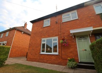 Thumbnail 3 bed semi-detached house for sale in Sprinkwood Grove, Weston Coyney, Stoke-On-Trent