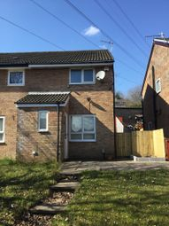 Thumbnail 1 bed semi-detached house to rent in Denbigh Crescent, Ynysforgan, Swansea