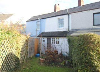 Thumbnail 1 bed terraced house for sale in Baker Street, Abergavenny