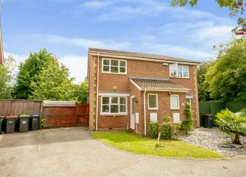 2 bed semi-detached house for sale in Bishops Way, Hucknall, Nottinghamshire NG15