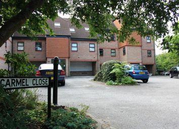Thumbnail 2 bed flat to rent in Carmel Close, Mount Hermon Road, Woking