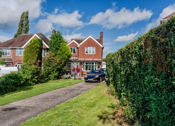 Thumbnail 3 bed detached house for sale in Walsall Road, Churchbridge, Cannock
