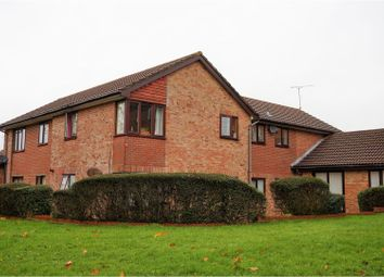 Thumbnail 2 bed flat for sale in Godmanston Close, Poole