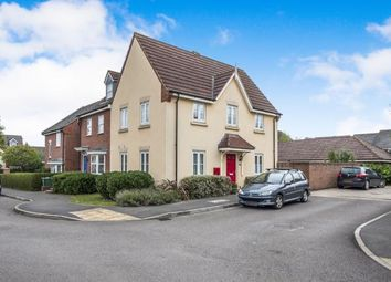 Thumbnail 3 bed semi-detached house for sale in Halton Way Kingsway, Quedgeley, Gloucester, Gloucestershire
