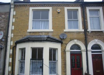 Thumbnail 3 bed terraced house to rent in Second Avenue, Manor Park, Greater London