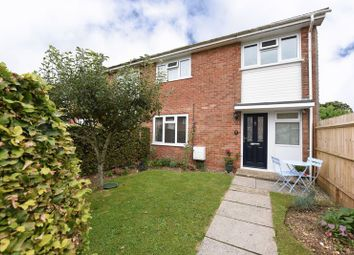 Thumbnail 3 bed end terrace house for sale in Poultons Close, Overton, Basingstoke