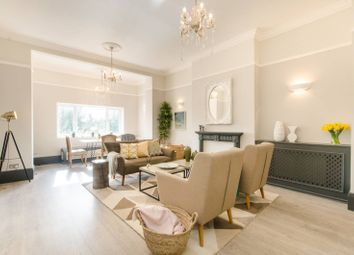 Thumbnail 3 bed flat for sale in The Avenue, Queen's Park