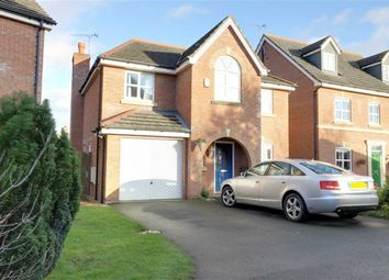 Thumbnail 4 bedroom detached house for sale in Firth Close, Sandbach