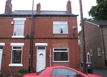 Thumbnail 2 bed end terrace house to rent in Meynell Avenue, Rothwell, Leeds
