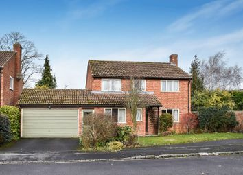 Thumbnail 4 bed detached house for sale in Gooseacre, Radley, Abingdon