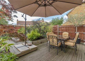 Thumbnail 3 bedroom end terrace house for sale in Sharfleet Crescent, Iwade, Sittingbourne