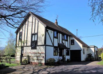 Thumbnail 4 bed detached house for sale in Novington Lane, East Chiltington