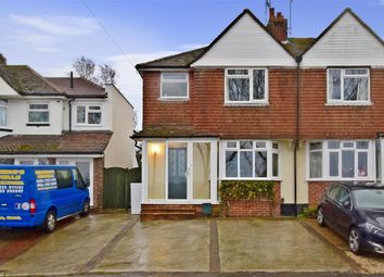 Thumbnail 4 bed semi-detached house for sale in Bull Orchard, Maidstone, Kent