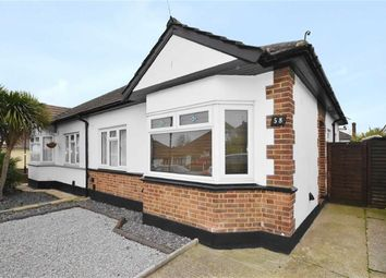 Thumbnail 2 bed semi-detached bungalow for sale in Dulverton Avenue, Westcliff On Sea, Essex